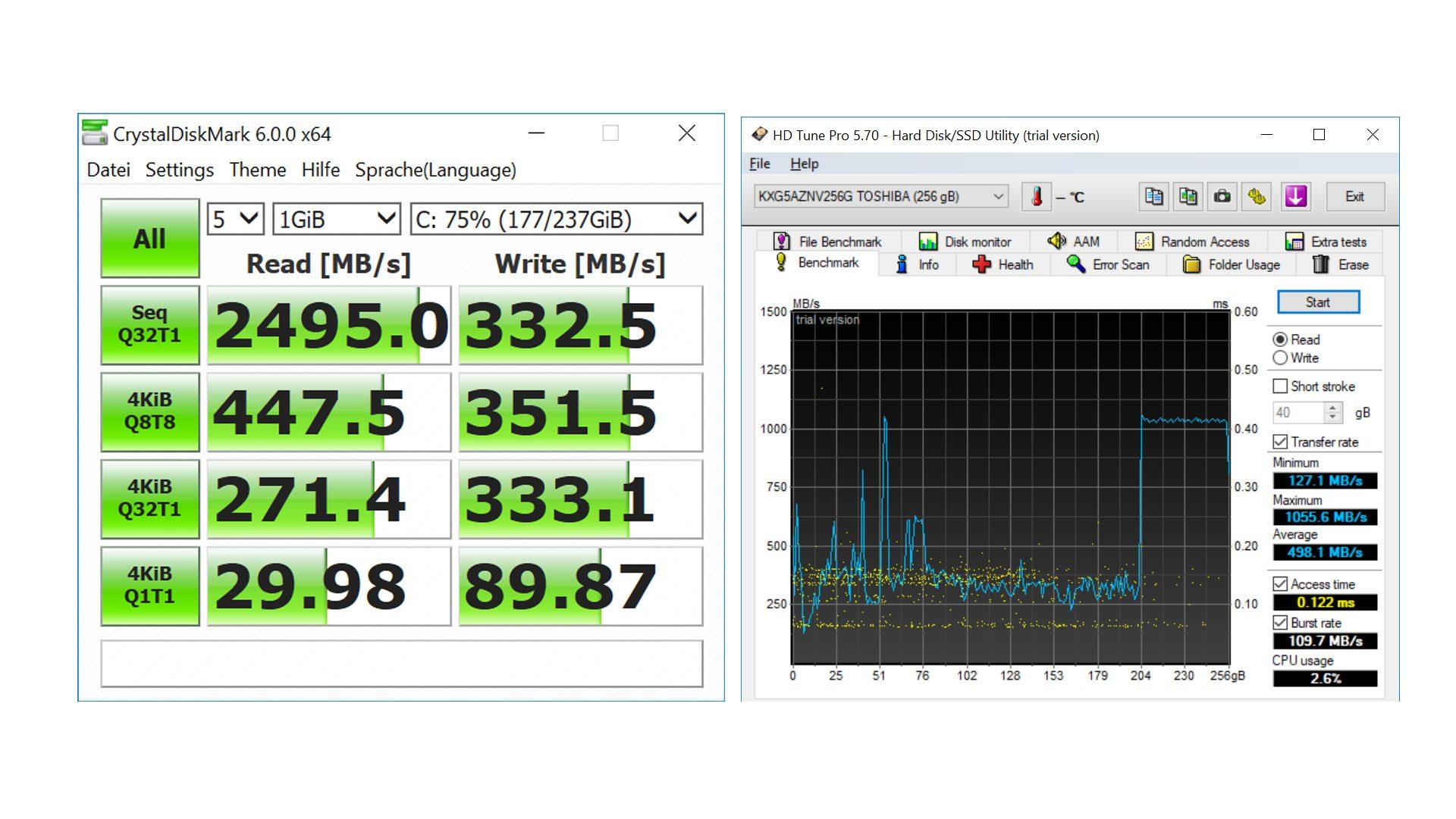 Lenovo Yoga X380 Benchmark_7