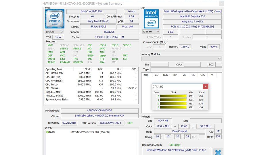 Lenovo Yoga X380 Hardware_7