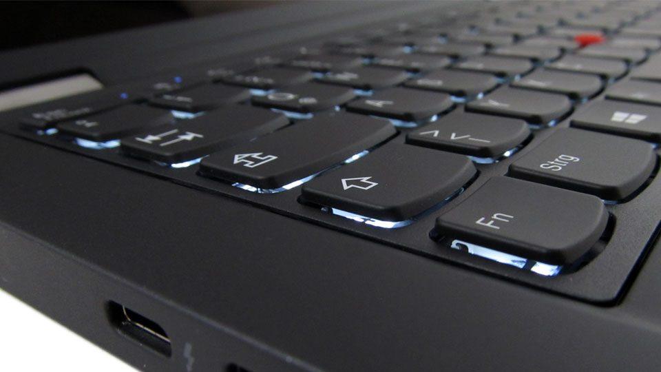 Lenovo Yoga X380 Tastatur_2