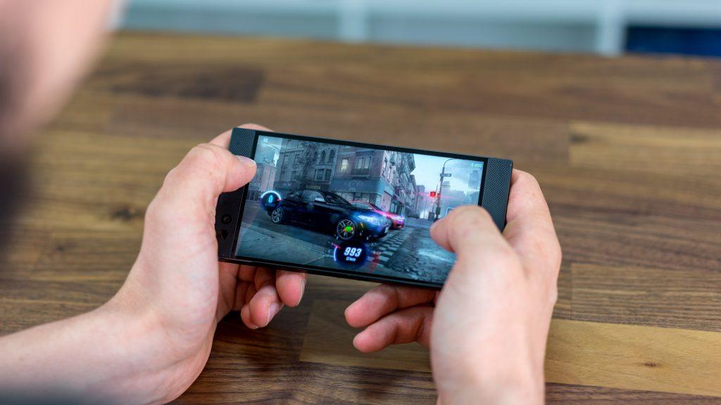 Razer Phone 2: Gaming-Smartphone erscheint wohl noch 2018