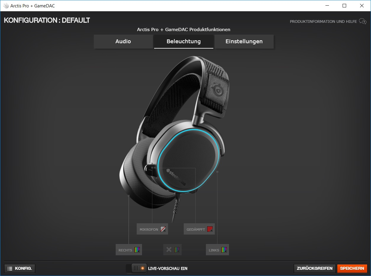 Gaming Headset Steelseries Arctis Pro Mit Gamedac Im Test 5 With 71 Dts Headphonex Black Rgb