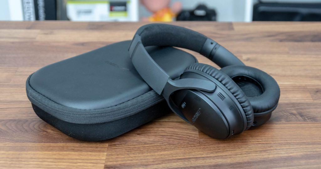 Bose QC 35 II: Bequeme Bluetooth-Kopfhörer mit Noise Cancellation
