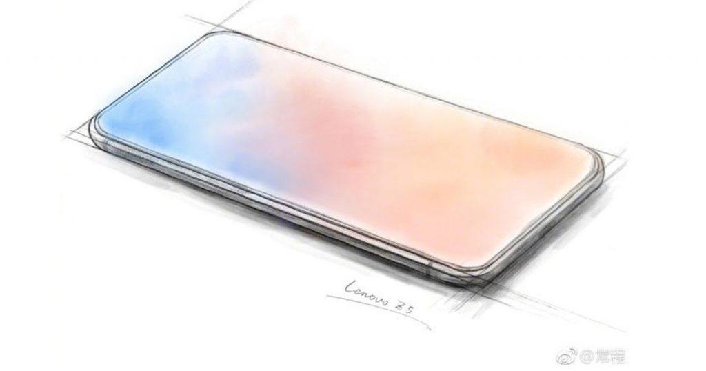 Lenovo plant randloses Smartphone ohne Notch