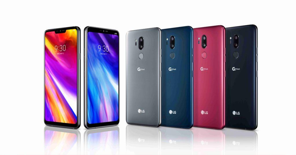 LG G7 ThinQ offiziell präsentiert
