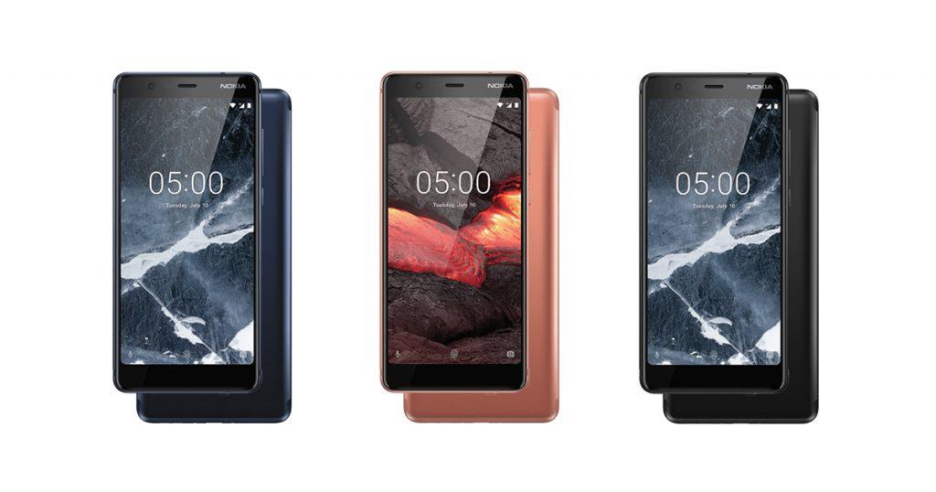 Nokia stellt neue Smartphones vor