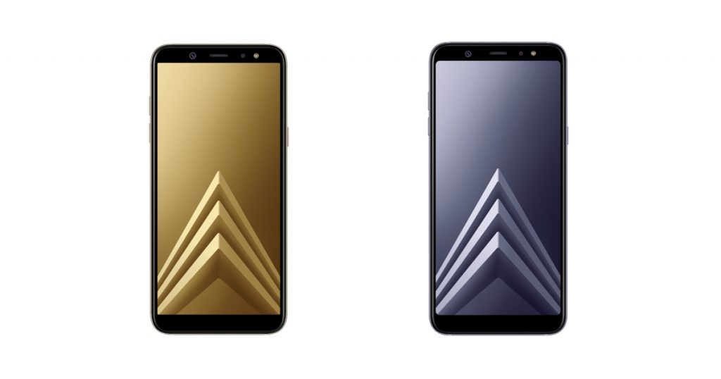 Samsung Galaxy A6 /A6+ vorgestellt