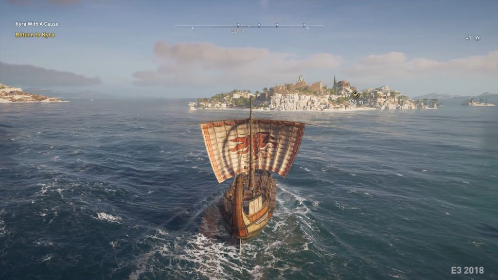 [E3 2018] Angespielt: Assassin's Creed Odyssey