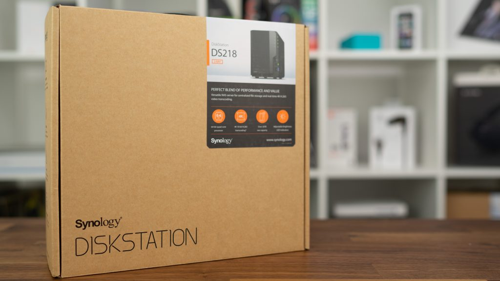 Synology DS218: Drive und Moments im Alltag