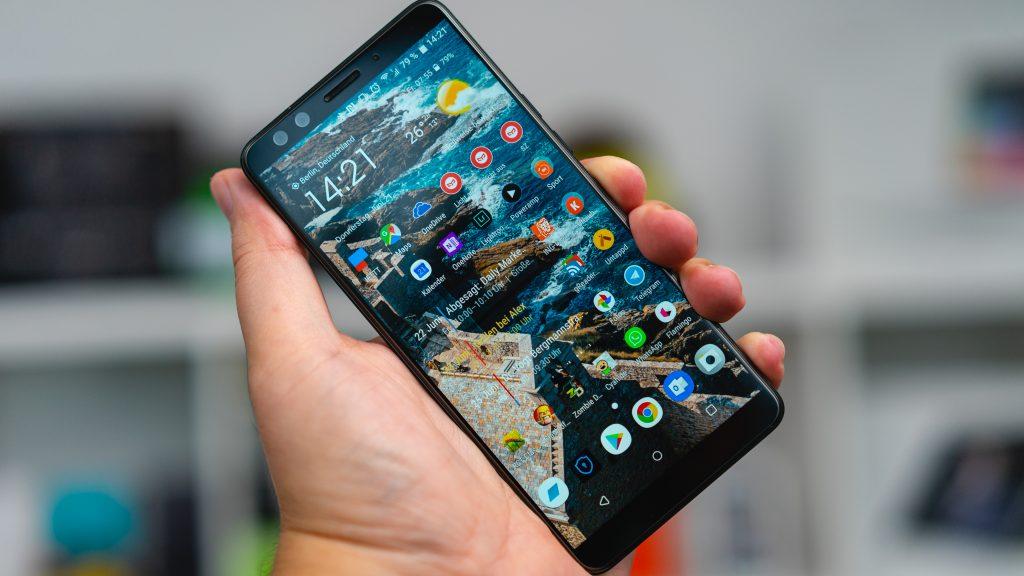 HTC U12+ Review: Wenn nur diese Sensor-Tasten nicht wären…