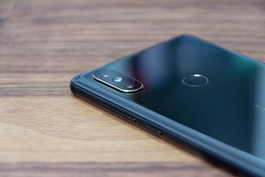 Xiaomi Mi Mix 2s Rückseite