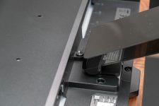 benq el2870u 4k monitor aufbau