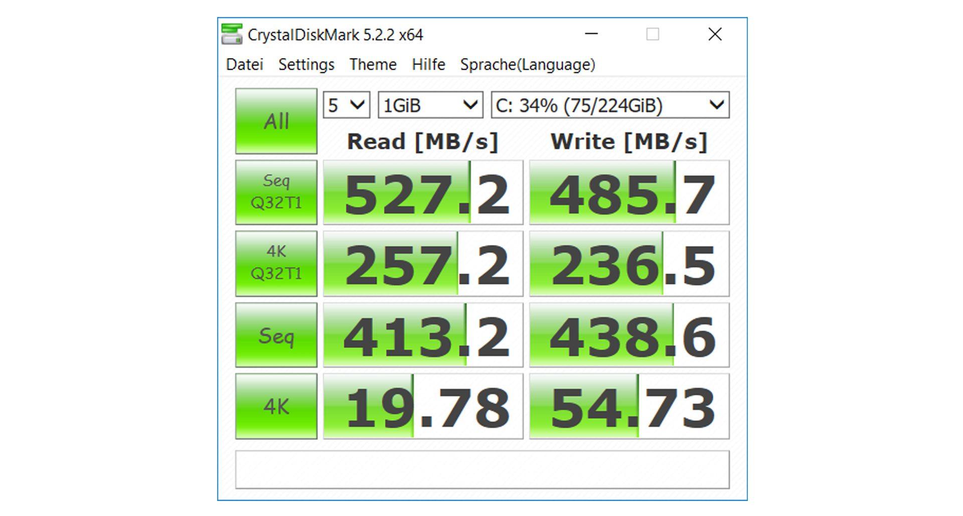 HP 250 G6 2HG71ES Benchmark_5