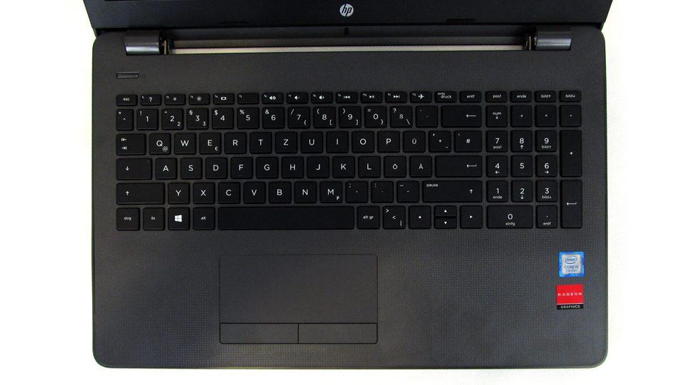 HP 250 G6 2HG71ES Tastatur_1