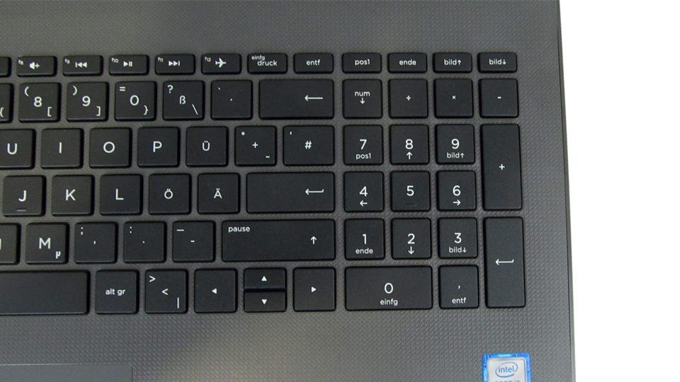 HP 250 G6 2HG71ES Tastatur_3