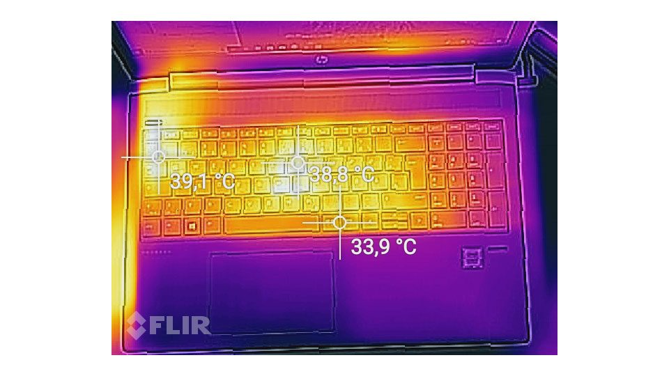 HP ProBook 450 G5 3KY70ES Hitze_1
