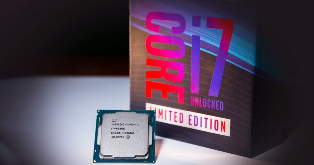 Intel Core i7-8086k – Jubiläums-CPU mit 5 GHz