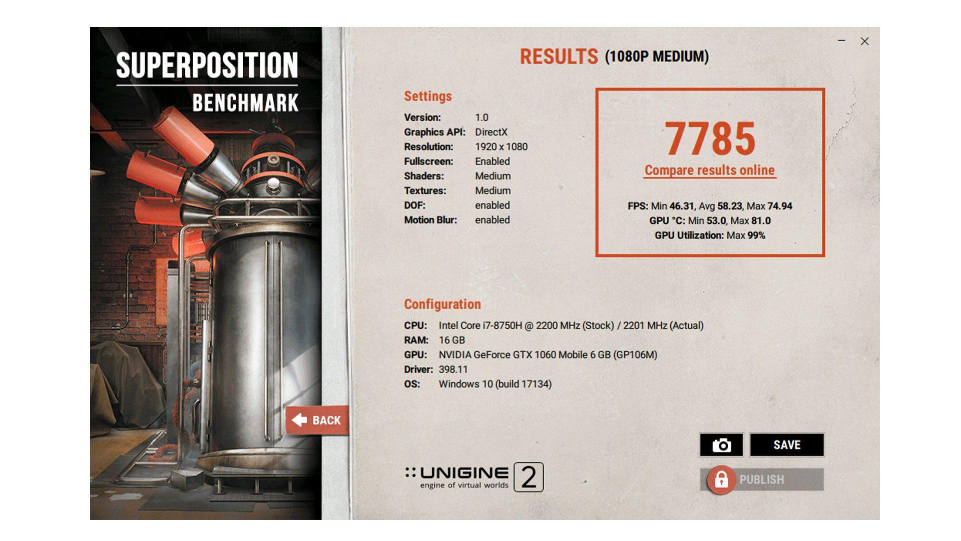MSI GS65 8RF-078 Stealth Thin Grafik_6