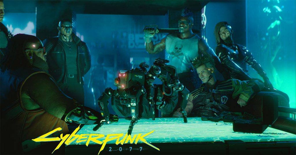 Cyberpunk 2077: Release wird noch lange auf sich warten lassen