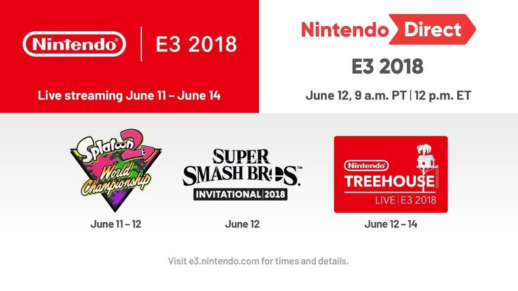 Nintendo @E3: Fortnite auf der Switch, Super Smash Bros Ultimate und noch ein paar Trailer