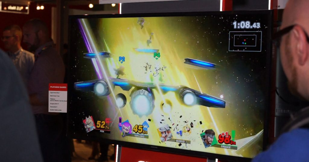 [E3 2018] Angespielt: Super Smash Bros Ultimate