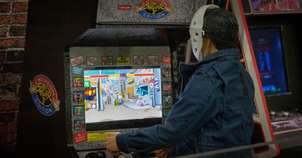 [E3 2018] Ausprobiert: Replicade Mini Arcade-Automaten