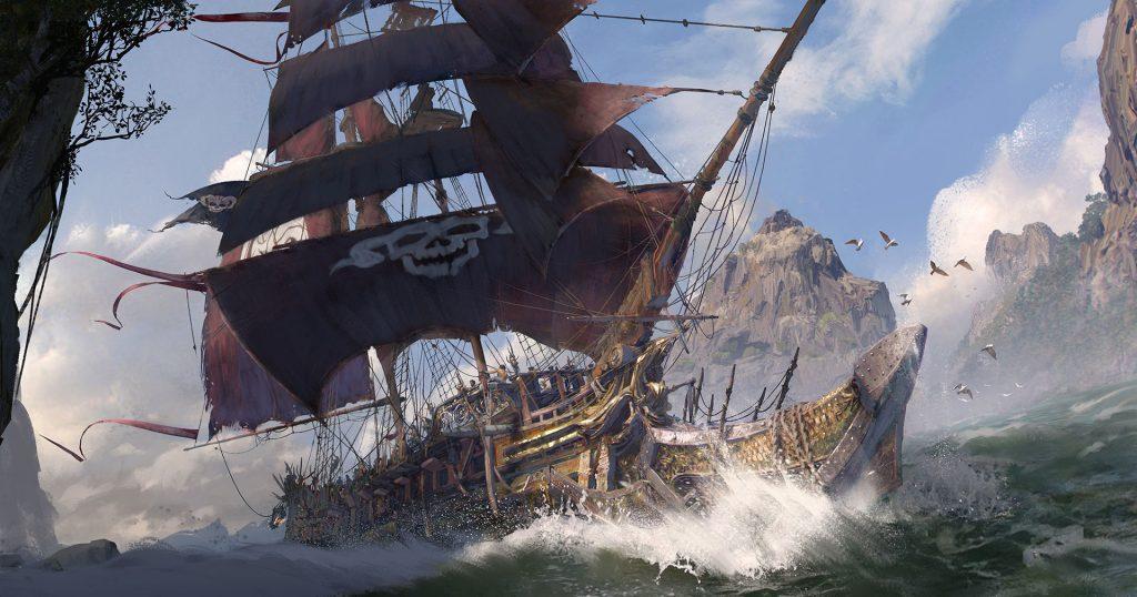 [E3 2018] Angespielt: Skull and Bones! Arr!