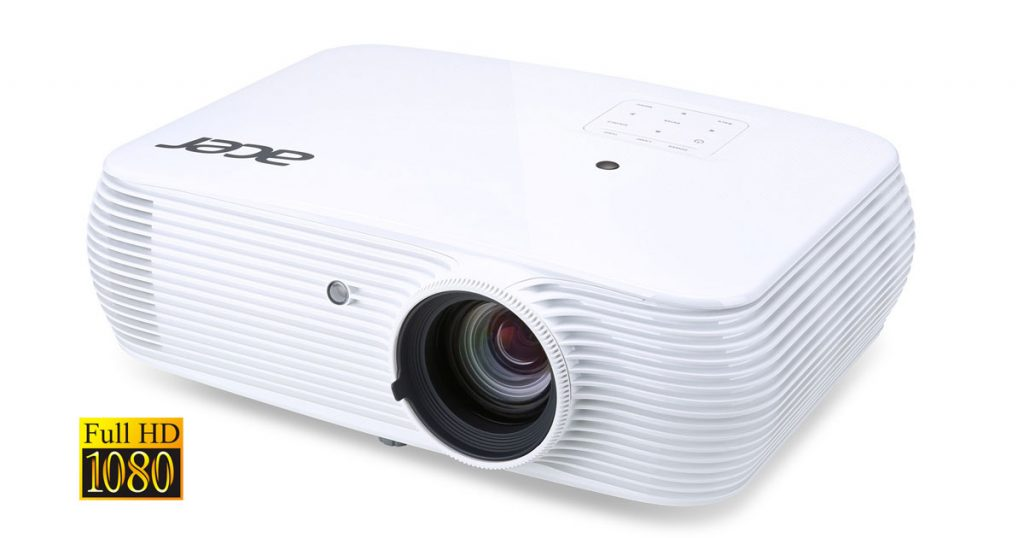 Acer P5530 – Full HD Beamer mit 4.000 ANSI Lumen im Test [Tester gesucht]