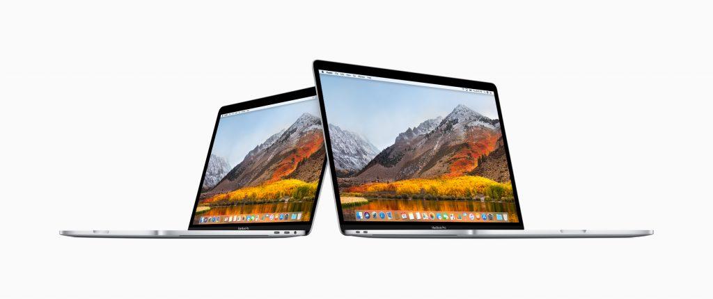 MacBook Pro: Apple updated das Lineup, Core i9 und 32GB nun möglich