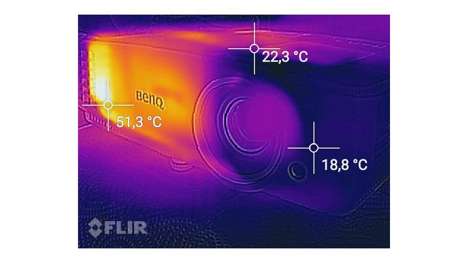 BenQ TH530 Hitze_1