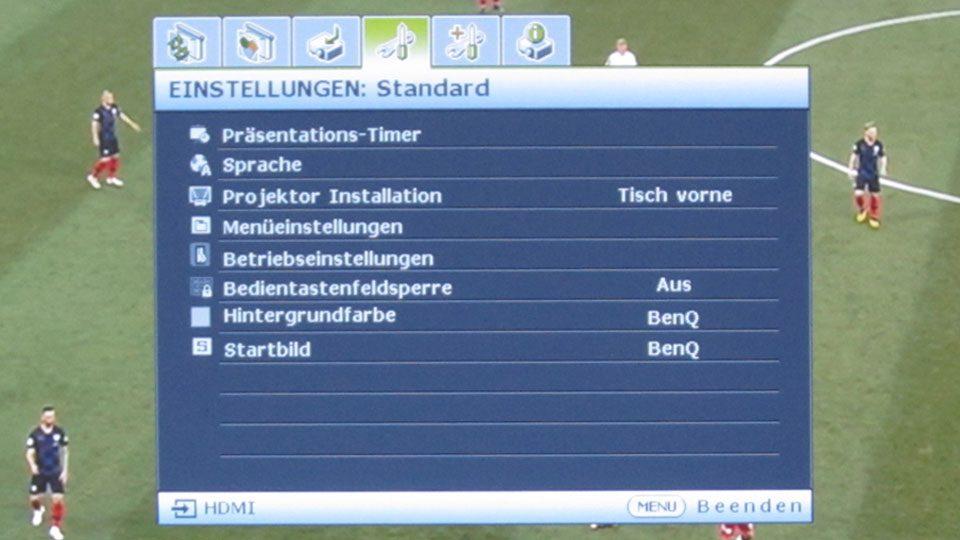 BenQ TH530 Settings_4