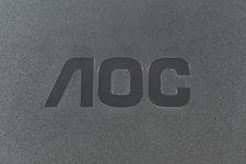 AOC 2790PQU Logo Rückseite