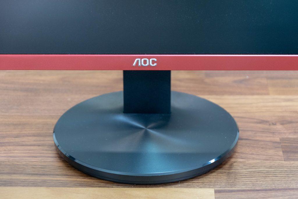 AOC G2590VXQ Gaming-Monitor Standfuß