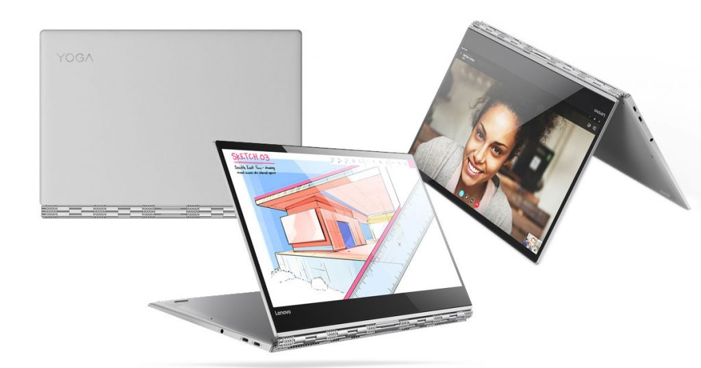Lenovo YOGA 920-13IKB 80Y70033GE – Edles Convertible-Notebook mit optimaler Ausstattung