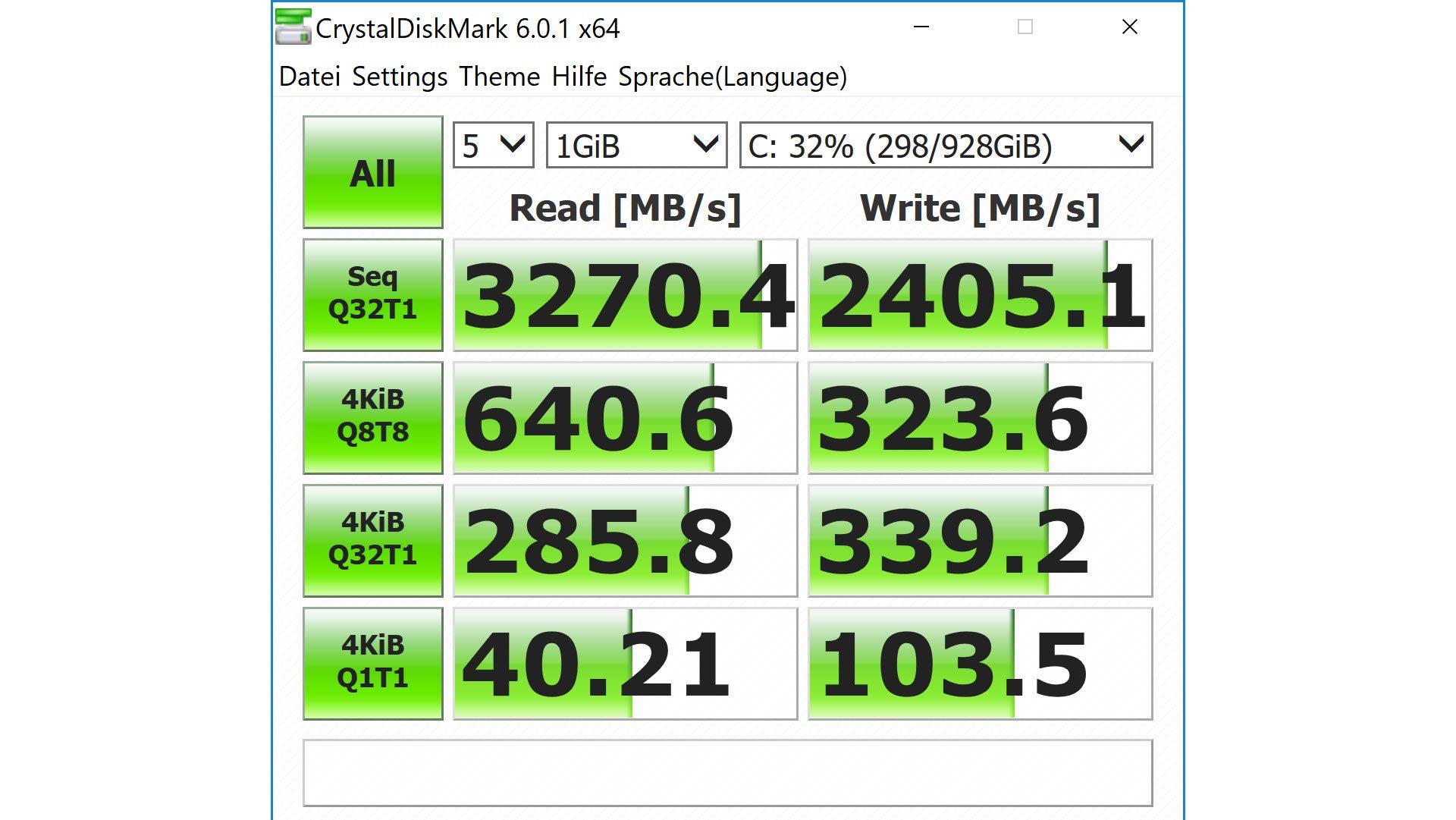 Lenovo YOGA 920-13IKB 80Y70033GE Benchmark_5