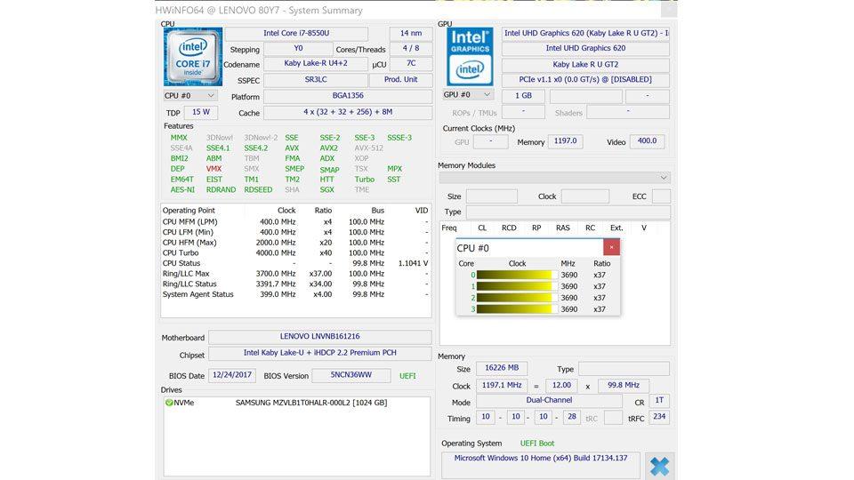 Lenovo YOGA 920-13IKB 80Y70033GE Hardware_7