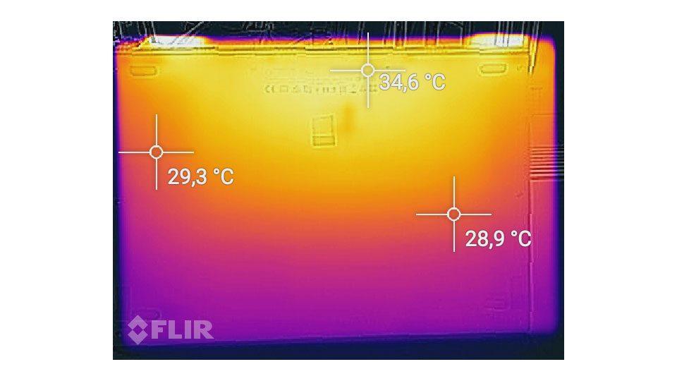 Lenovo YOGA 920-13IKB 80Y70033GE Hitze_2