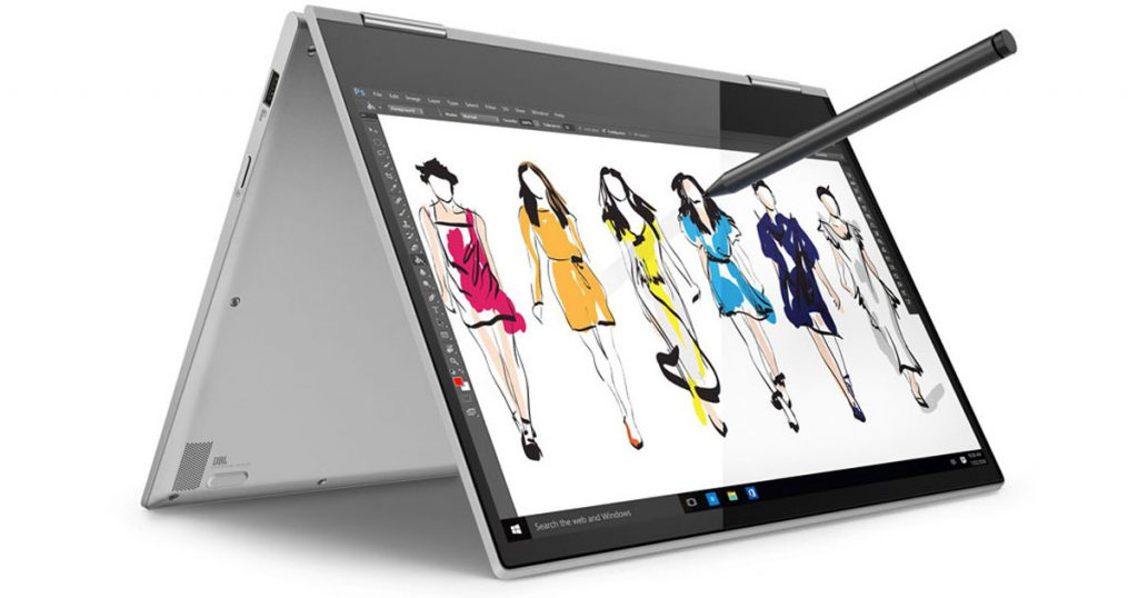 Lenovo Yoga 730-15IKB: großes Convertible-Notebook mit UHD-Display und dedizierter Nvidia Grafik im Test