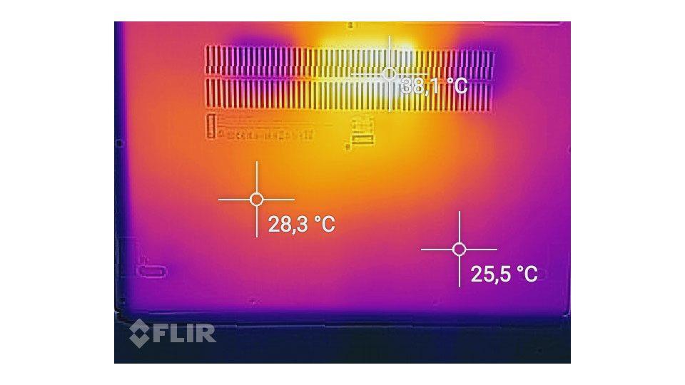 Lenovo Yoga 730-15IKB Hitze_2