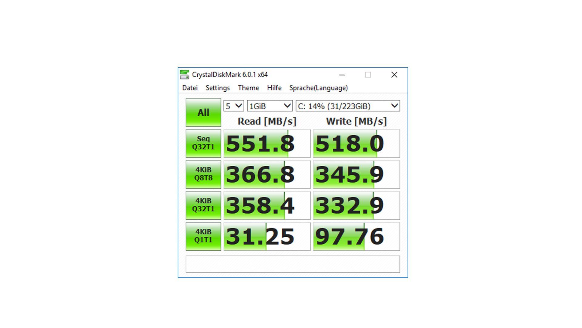 MEDION ERAZER X7857 Benchmark_8