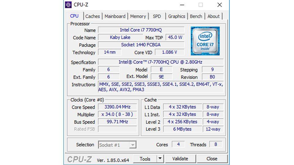 MEDION ERAZER X7857 Hardware_1