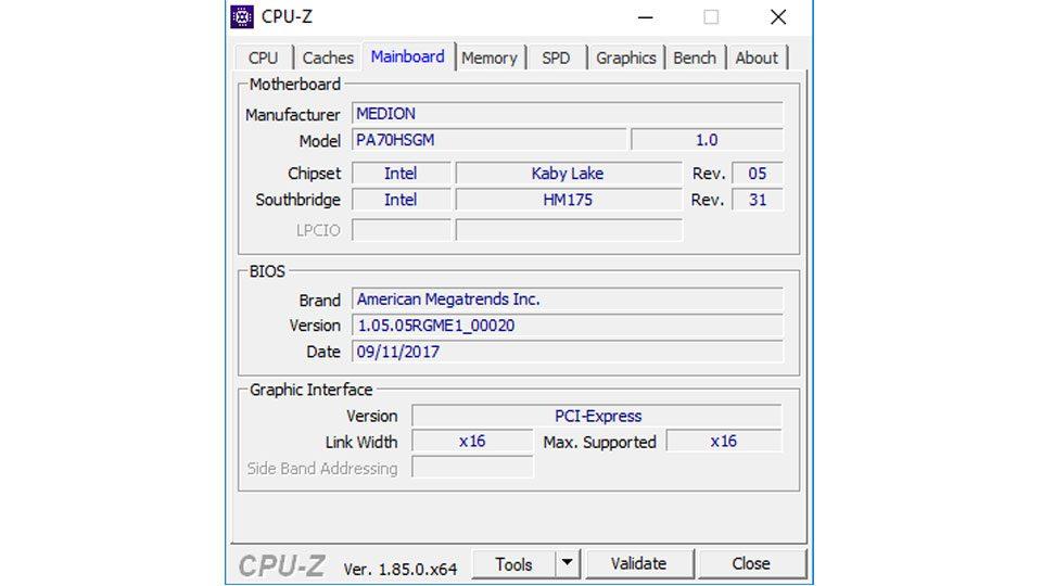 MEDION ERAZER X7857 Hardware_3