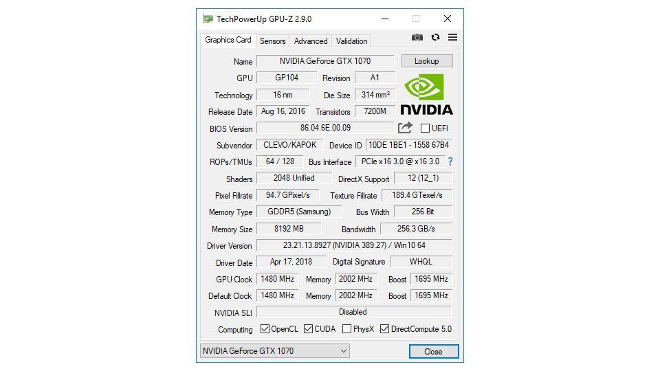 MEDION ERAZER X7857 Hardware_7