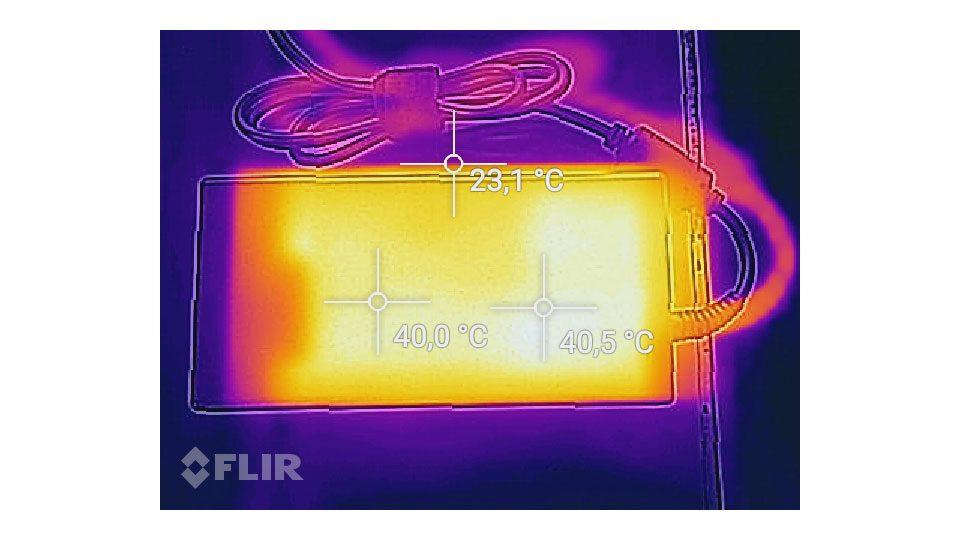 MEDION ERAZER X7857 Hitze_5