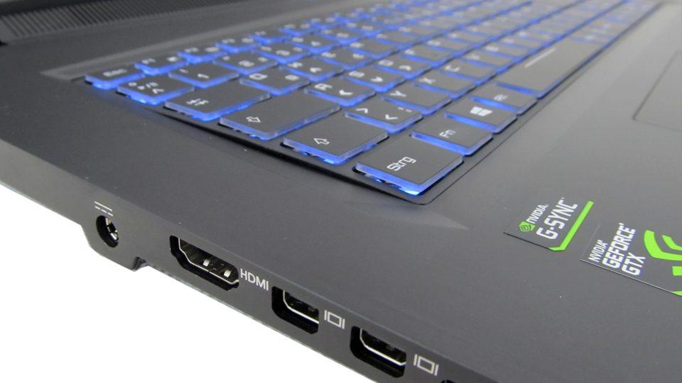 MEDION ERAZER X7857 Tastatur_4
