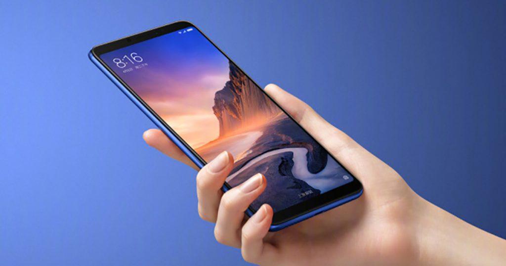 Xiaomi Mi Max 3: XXL-Smartphone mit 6,9 Zoll-Display und 5.500 mAh-Akku vorgestellt