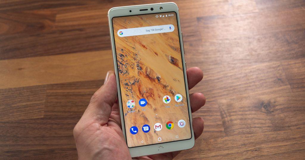 BQ Aquaris X2 im Test: Grundsolide Mittelklasse mit Android One