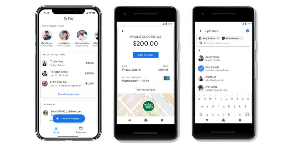 Google Pay bekommt neue Funktionen