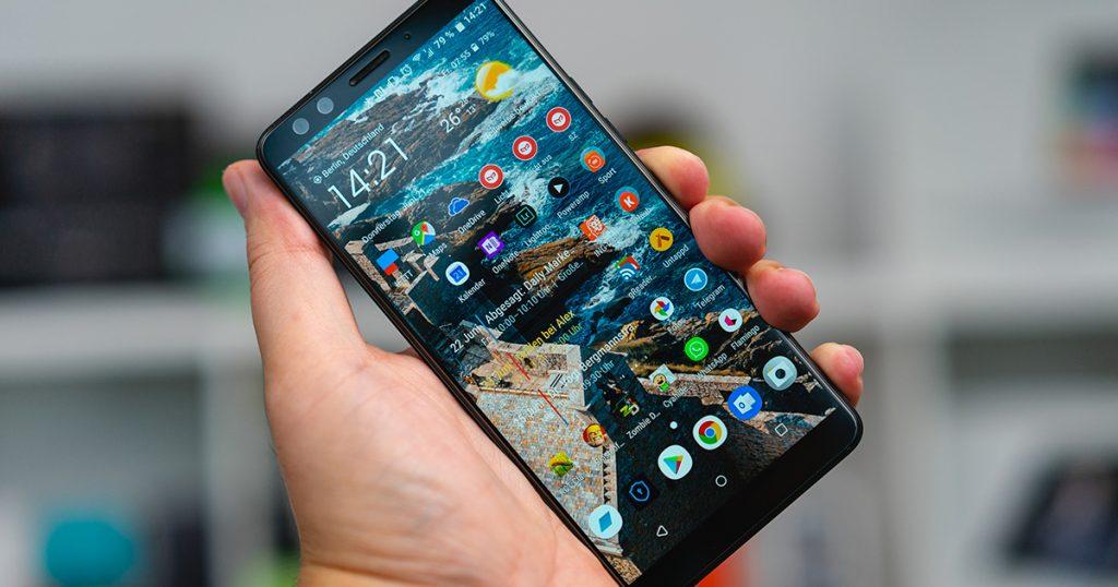 HTC U12+: Update soll Tasten und Edge Sense verbessern