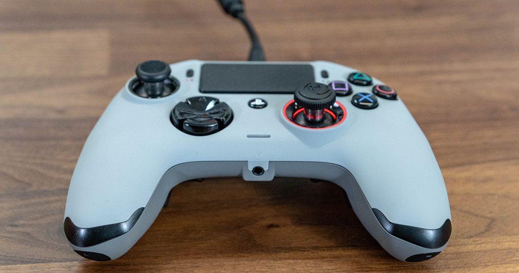 Nacon Revolution Pro Controller PS4: nichts für Casuals