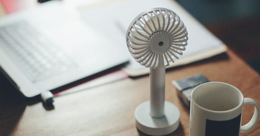 Frischer Wind für deine Räume